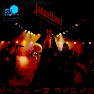 JUDAS PRIEST unleashed in the east LP