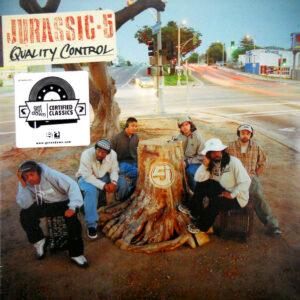JURASSIC 5 quality control LP