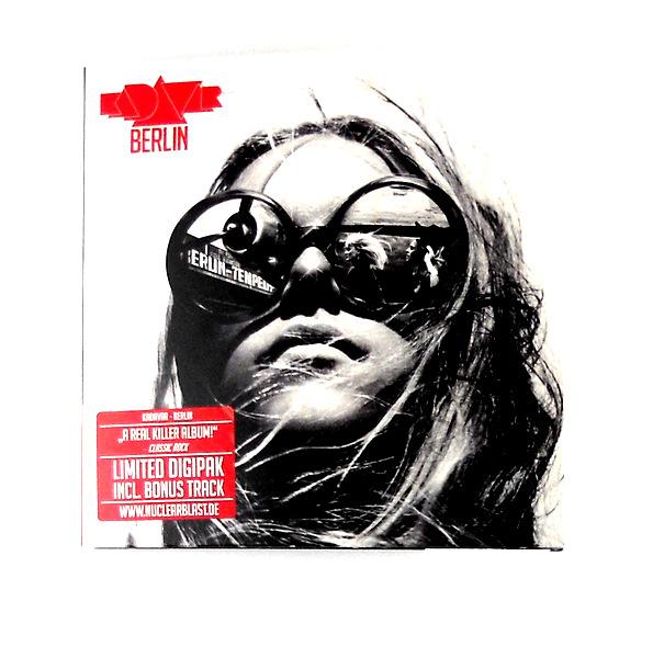 KADAVAR berlin - ltd edition cd