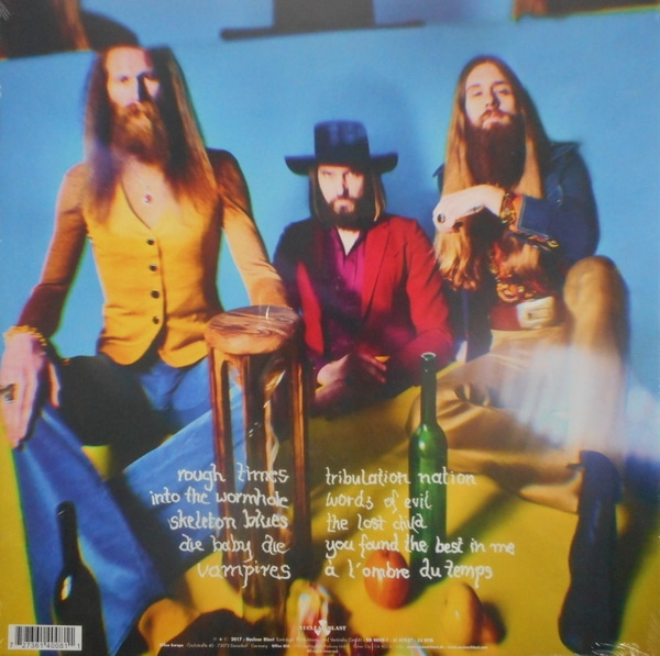 KADAVAR rough times LP