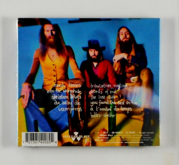 KADAVAR rough times CD