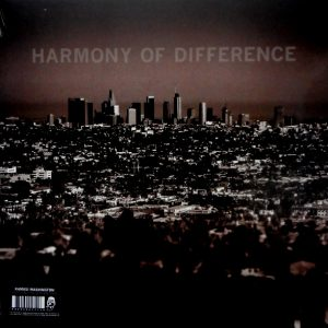 WASHINGTON, KAMASI harmony of difference LP