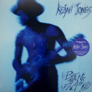 JONES, KEZIAH blufunk is a fact! LP