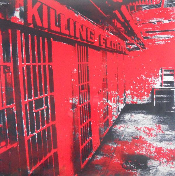 KILLING FLOOR self titled LP