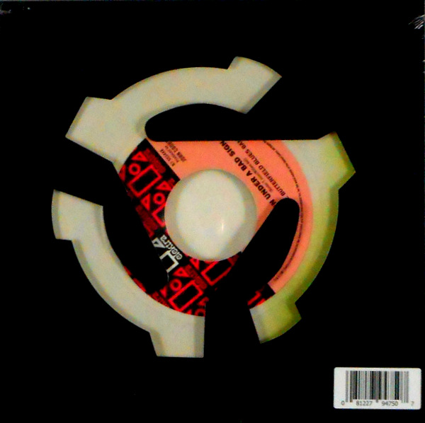 """KING, ALBERT & THE BUTTERFIELD BLUES BAND born under a bad sign 7"""""""