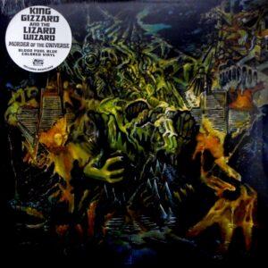 KING GIZZARD & THE LIZARD WIZARD murder of the universe LP