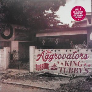 AGGROVATORS, THE dubbing at king tubby's - vol 1 LP