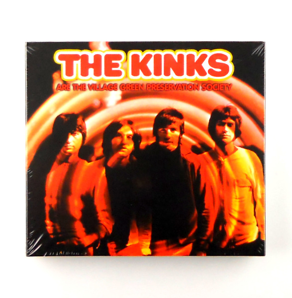 KINKS, THE are the village green preservation society - deluxe cd