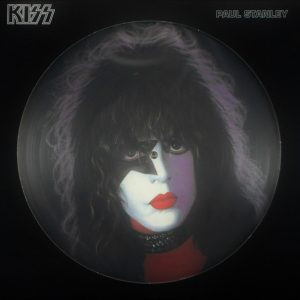 KISS (PAUL STANLEY) paul stanley - pic disc LP