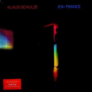 TANGERINE DREAM (KLAUS SCHULZE) en-trance LP