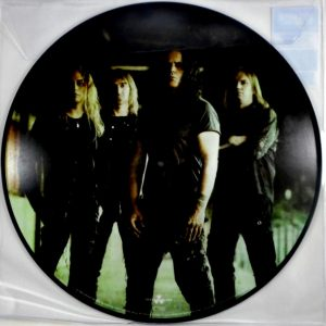 KREATOR hail to the hordes - pic disc 12""