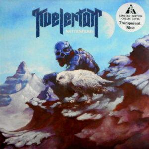 KVELERTAK nattesferd - blue vinyl LP