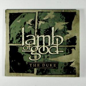 LAMB OF GOD the duke CD
