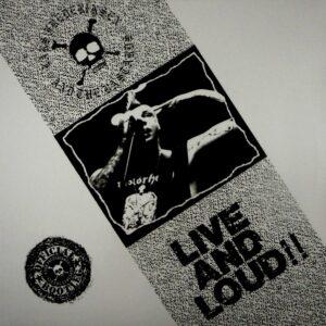 RANCID (LARS FREDERIKSEN) live and loud!! LP