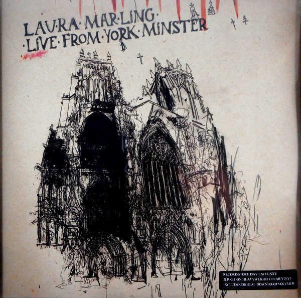 MARLING, LAURA live from york minster LP
