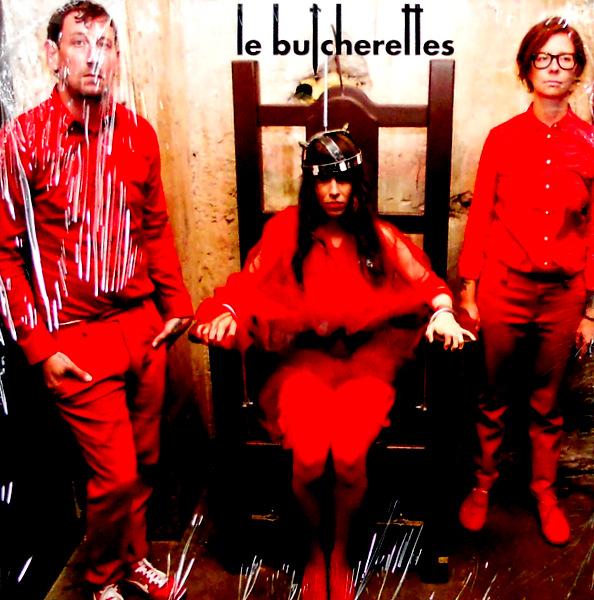 """LE BUTCHERETTES shave the pride 7"""" inch single"""