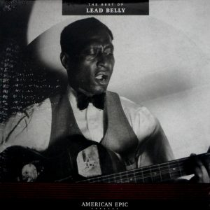 LEADBELLY the best of leadbelly LP
