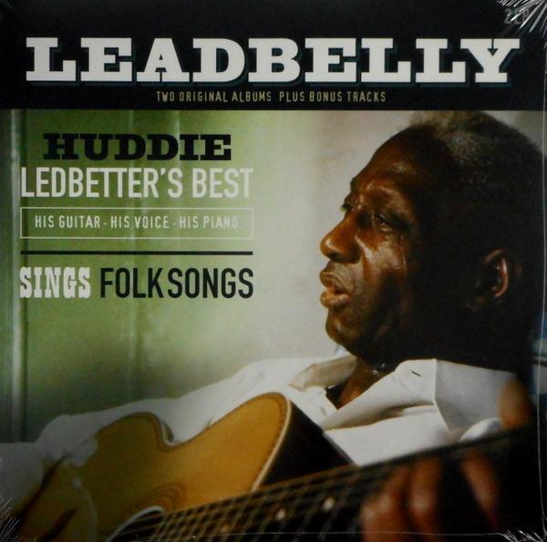 LEADBELLY huddie leadbetter's best LP