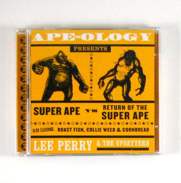 PERRY, LEE SCRATCH ape-ology CD