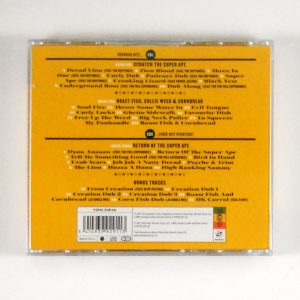 PERRY, LEE SCRATCH ape-ology CD back