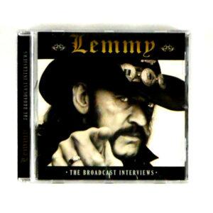 MOTORHEAD (LEMMY) broadcast interviews CD