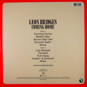 BRIDGES, LEON coming home LP