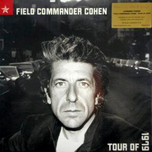 COHEN, LEONARD field commander cohen LP