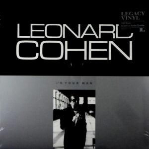 COHEN, LEONARD I'm your man LP