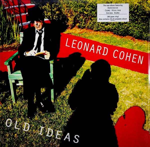 COHEN, LEONARD old ideas LP