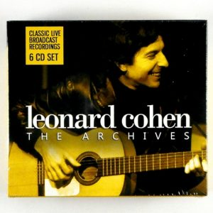 COHEN, LEONARD the archives - CD box set
