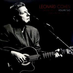 COHEN, LEONARD the end of love - vol two LP