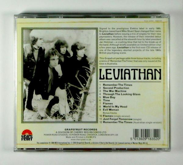 LEVIATHAN leviathan CD
