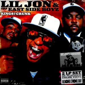LIL JOHN & THE EAST SIDE BOYS kings of crunk - col vinyl LP