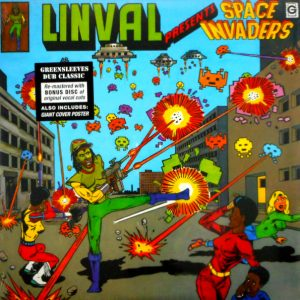 THOMPSON, LINVAL space invaders LP
