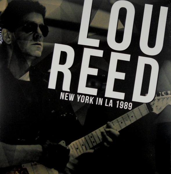 REED, LOU new york in L.A. 1989 LP