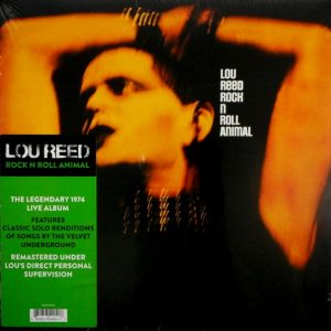 REED, LOU rock n roll animal LP