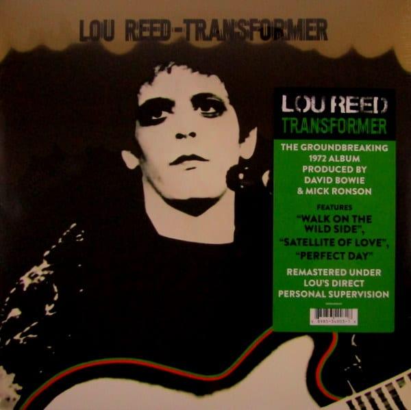 REED, LOU transformer LP