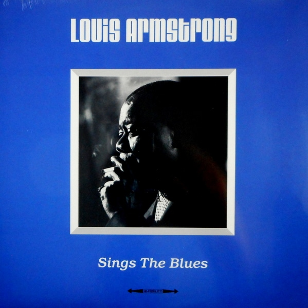 ARMSTRONG, LOUIS sings the blues LP