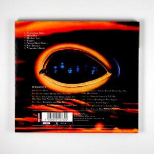 LUCIFER'S FRIEND mind exploding CD back