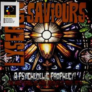 VARIOUS ARTISTS lysergic saviours - a psychedelic prophecy LP