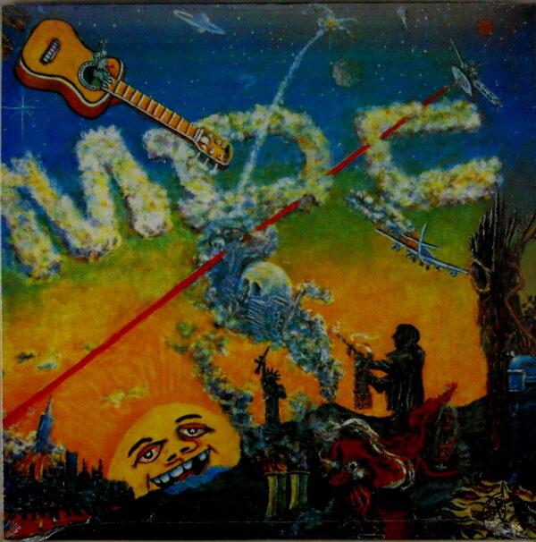 M.D.C smoke signals LP