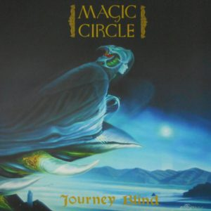 MAGIC CIRCLE journey blind LP