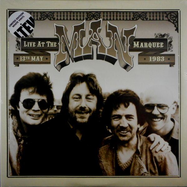 MAN live at the marquee 1983 LP