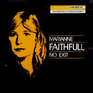 FAITHFULL, MARIANNE no exit LP