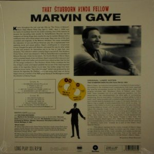 GAYE, MARVIN that stubborn kinda of fellow LP