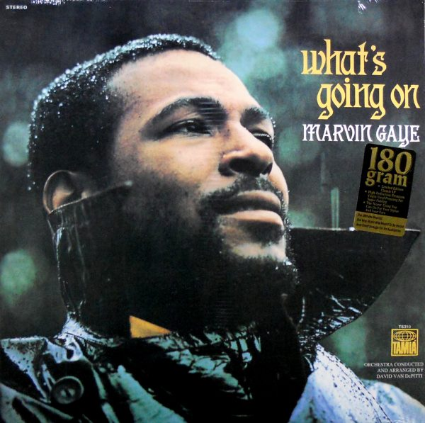 marvin gaye whats going on lp