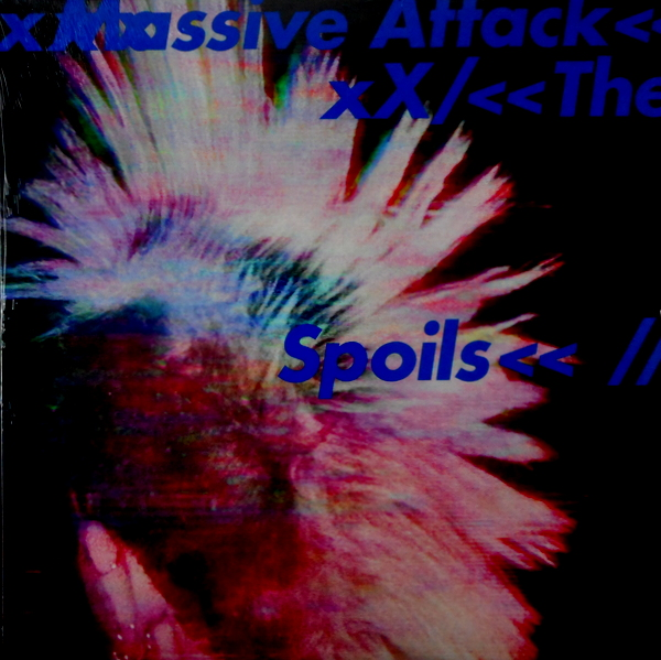 """MASSIVE ATTACK the spoils 12"""""""