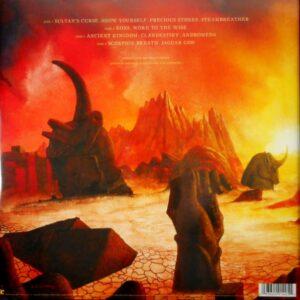 MASTODON emperor of sand LP