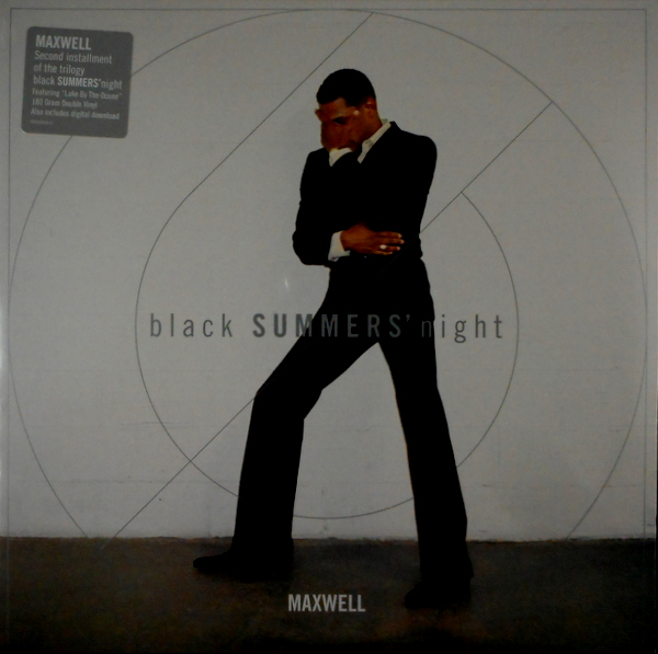MAXWELL black summer's night LP