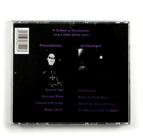 MAYHEM de mysteries dom sathanas CD